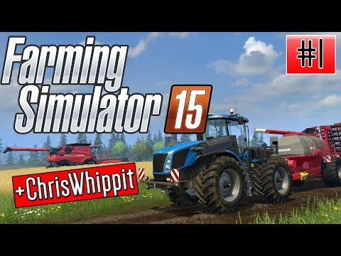 Farming Simulator 2015 - #1 - Vill Ni Se Mer?