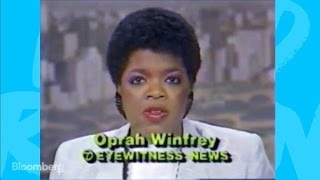 Oprah Says Being Fired Led to Her First Talk Show Job