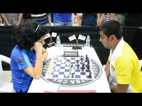 Start of Padmini Rout – Kathmale game from Finals