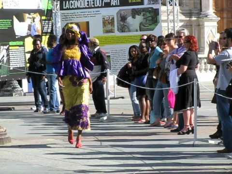 Mode africaine femme - African women fashion