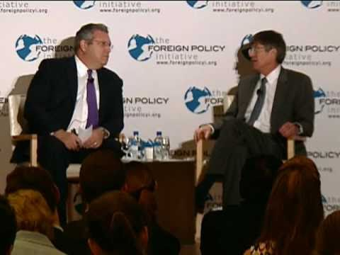 Deputy Secretary Steinberg Delivers Remarks at 2010 Foreign Policy Initiative Forum