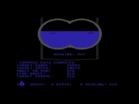 C64-Longplay - Silent Service (720p) |