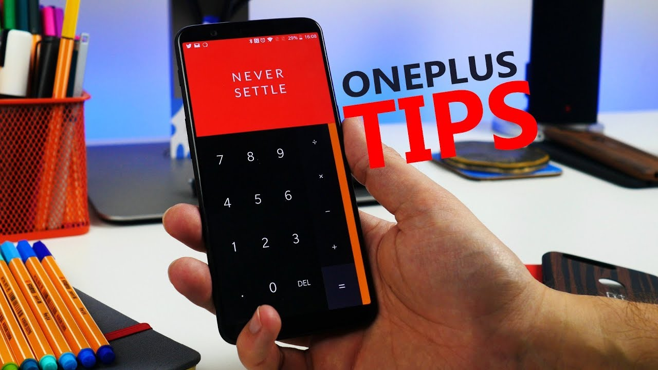 OnePlus 5T tips and tricks: The essential guide to the all-scre