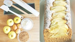 Gluten Free Apple Plum Cake Video Recipe