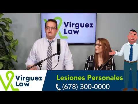 Virguez Law contesta tus preguntas más frecuentes sobre accidentes de carro