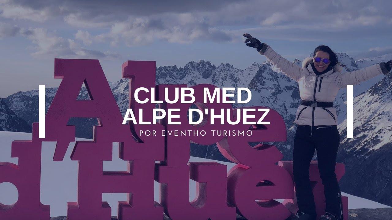 Destino de Neve: Alpe D'Huez