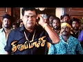 Thirupachi | Thirupachi Tamil Full Movie Scenes | Vijay Ignites A War Between The Police And Mafia video