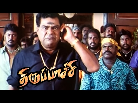 Thirupachi | Thirupachi Tamil full Movie Scenes | Vijay ignites a war between the police and mafia