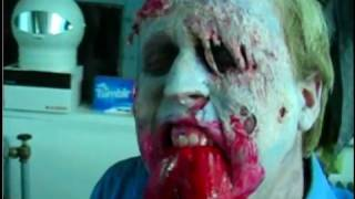 zombies halloween make up guts effects bfx