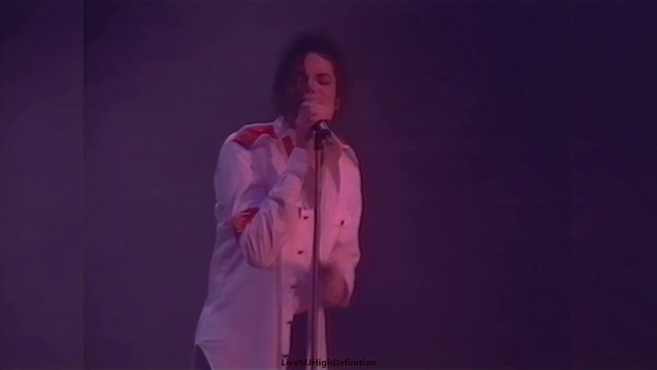 Michael Jackson - Man In The Mirror - Live Bremen 1992 - HD