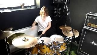 DragonForce - Tomorrow's Kings - Drum Cover by/ Daniel Połeć