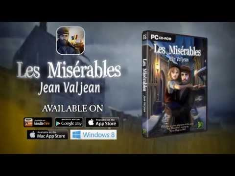 LES MISERABLES - JEAN VALJEAN - TRAILER - PC MAC IOS ANDROID - MICROIDS