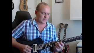 How to play Lucky Dutch by Radio Moscow - Guitar lesson