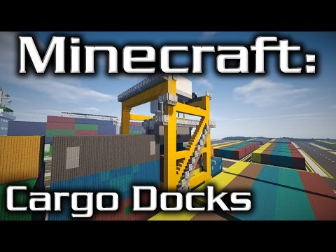 Let's Build: Cargo Docks Ep4 - Gantry Crane