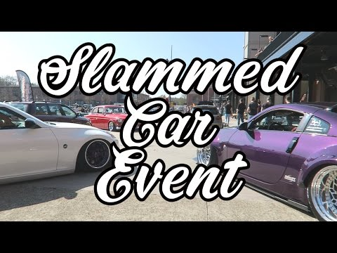 Dropped – Slammed Car Event 2017