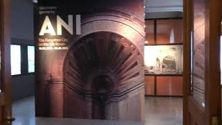 New Discoveries in Ani,  Ani Exhibition in Norway