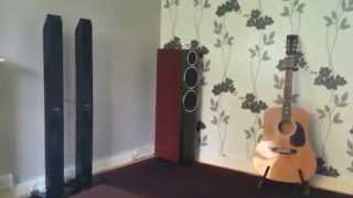 wharfedale Diamond 155 speakers