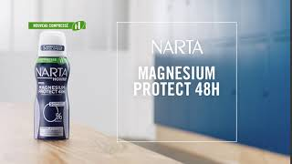 NARTA Magnesium Protect 48h Homme