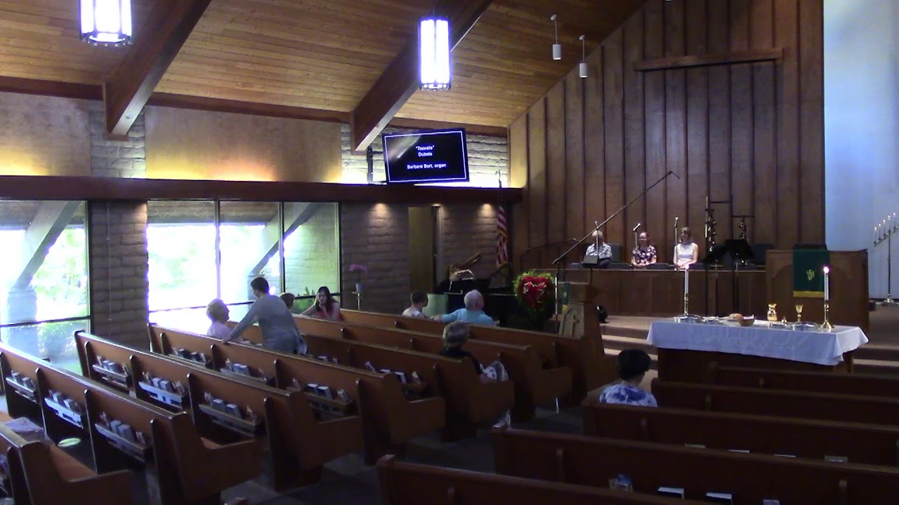 """""""A Living Legacy""""; Acts 20:7-18 and Luke 11:1-13; Rev. Dr. Craig Wright; Sunday August 1, 2021"""