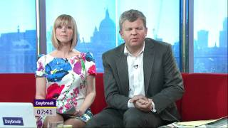 Repeat youtube video Kate Garraway - So Sexy - 12-May-11