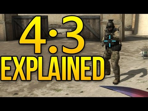 The Best Resolution For CS GO | Gearbroz