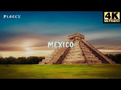 Mexico in 4K