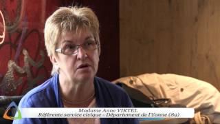 Qu'est-ce que le service civique ? Mission locale rurale Tonnerre Avallon D.D.C.S.P.P de l'Yonne