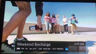 Charter Spectrum Basic channel surfing Victorville, California May 27, 2018
