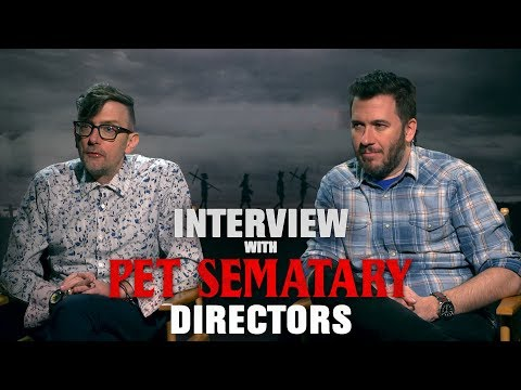 """CS Sits Down With """"Pet Sematary"""" Co-Directors Kevin Kolsch And Dennis Widmyer"""