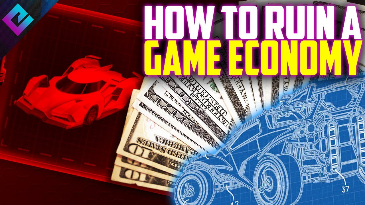Rocket League S Ruined Trading Game Economy Esports Rewind