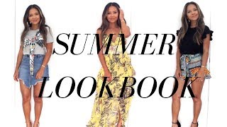 Summer 2018 Try-On Haul + Lookbook feat. River Island