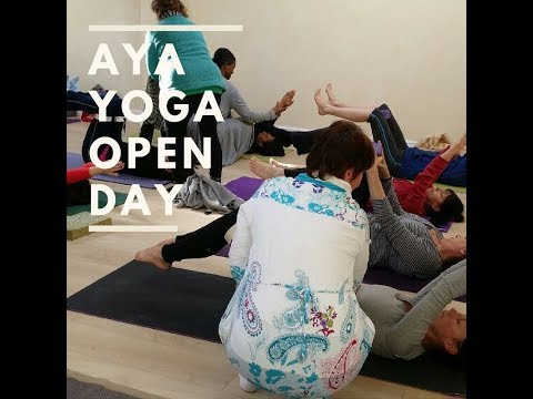 Academy of Yoga & Ayurveda 2017 Open Day - Learning Yoga in Cape Town, SA