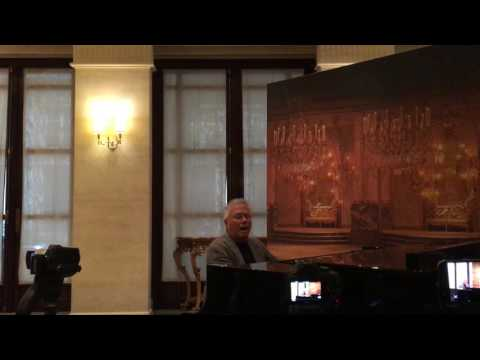 Beauty and the Beast: masterclass with Alan Menken