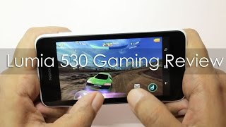 Nokia Lumia 530 Budget Windows Phone Gaming Review