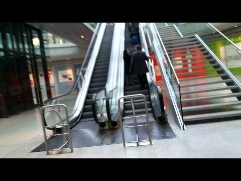 Аэропорт Франкфурт на Майне (Германия) Часть 4 из 7