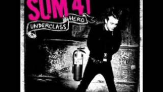 Sum 41 take a look at yourself
