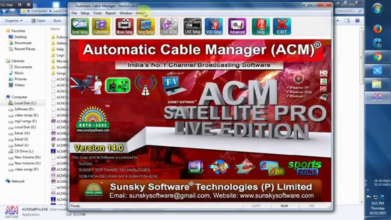 Automatic cable manager acm v12 free download