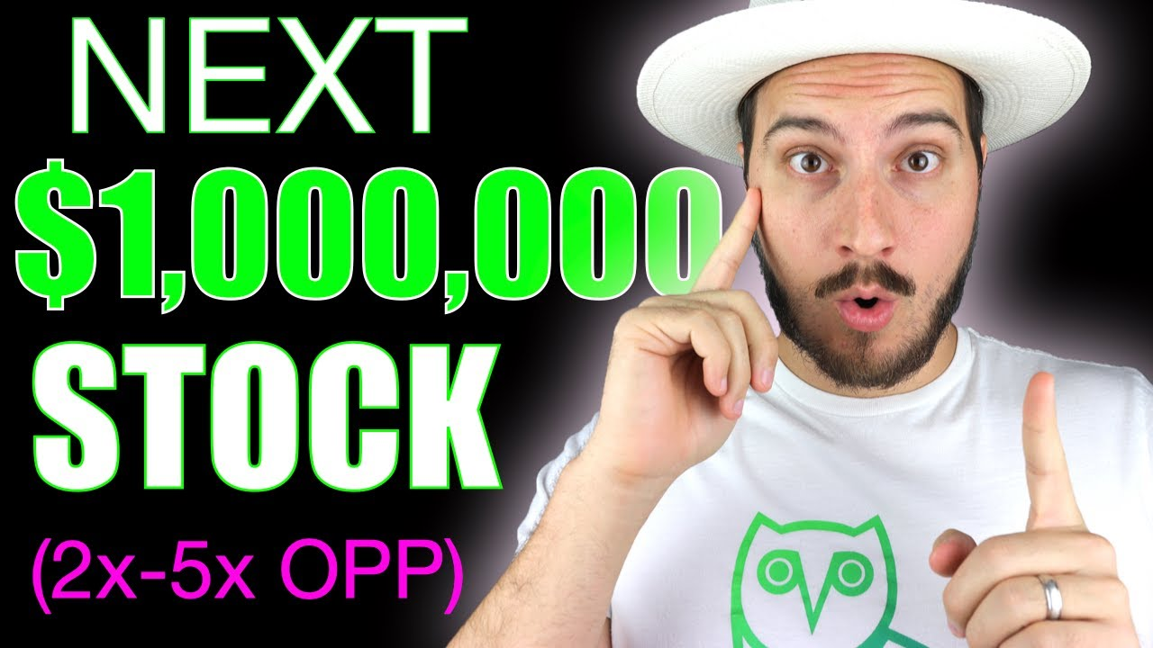 My Next $1,000,000+ Stock is This! 2x-5x ROI