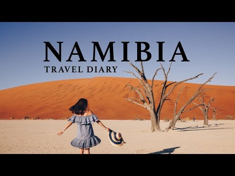 NAMIBIA TRAVEL DIARY // 3 WEEK ROAD TRIP AROUND THE COUNTRY