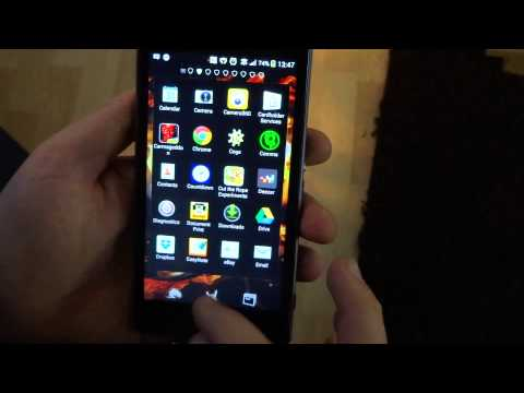 How to change Sony Xperia Themes