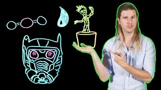 What Is Groot Made of? (Because Science w/ Kyle Hill)