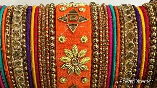 2018  bridal Bangles||full work|| brides zone😍😍