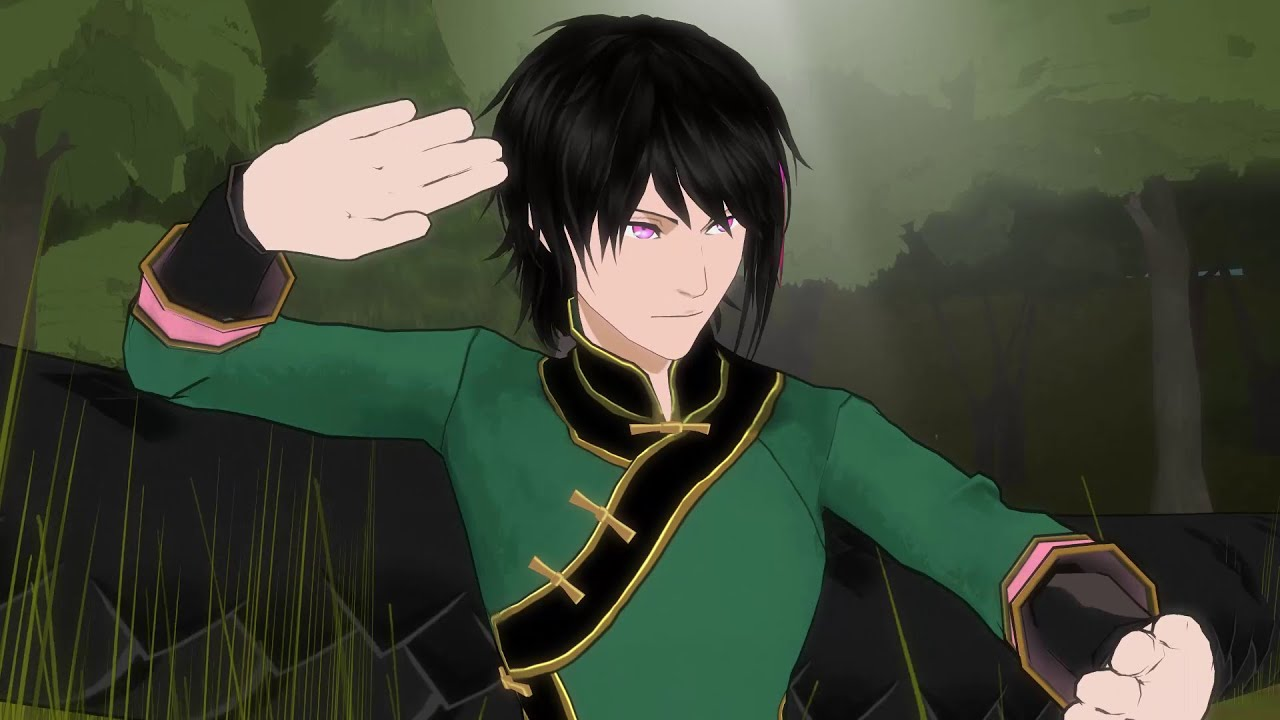 Image result for RWBY Ren