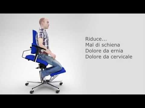Sedie Ufficio Low Cost.Sedia Ergonomica Da Ufficio Komfort Chair Youtube