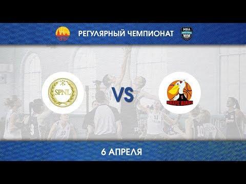 СЕВЕРНЫЙ ЛЕГИОН - РГПУ (06.04.2019)