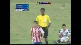 Copa Venezuela 2012. Zamora FC - Estudiantes de Merida.  Semi Final (Ida)