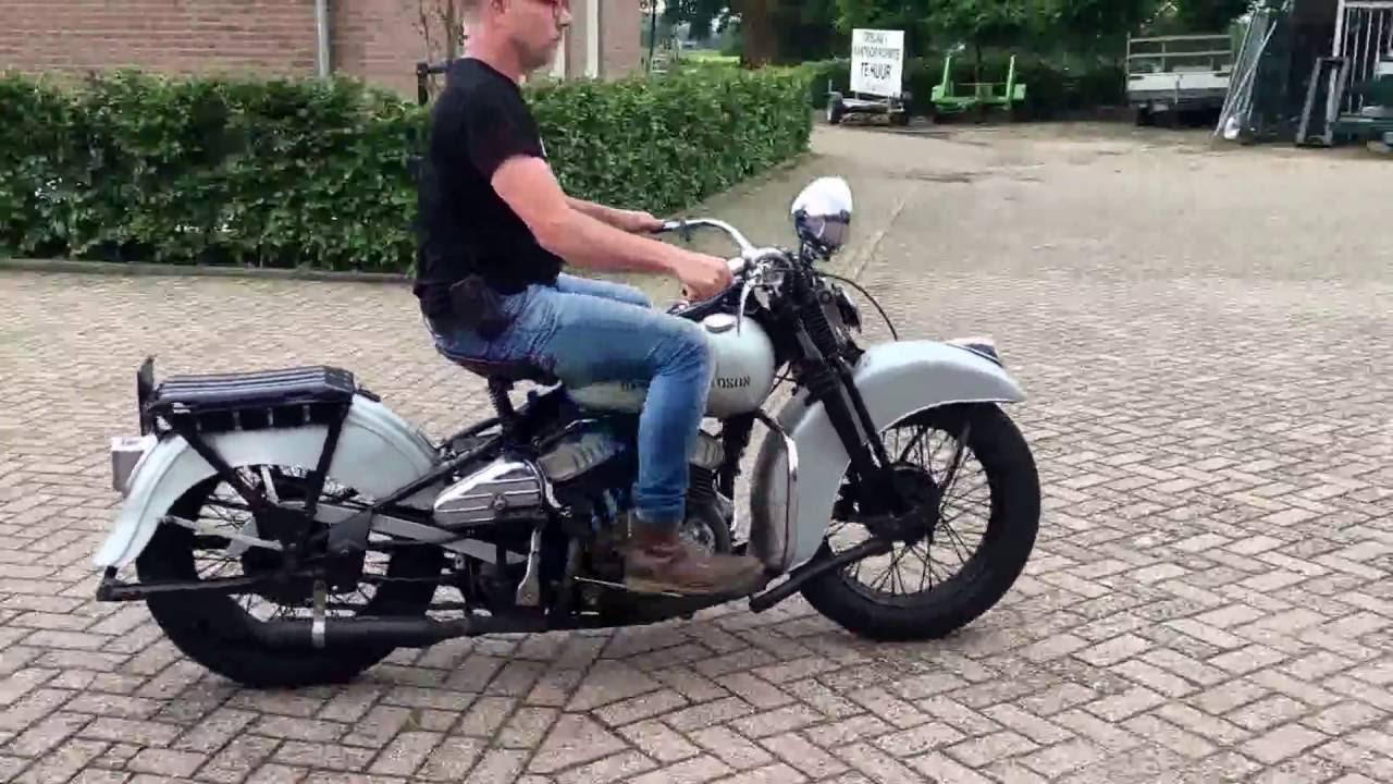 Harley Davidson: Harley Davidson Wlc