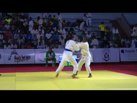Championnat de Mada 2018 minime  -48kg Hantatiana P vs Raholiarimalala M ESC