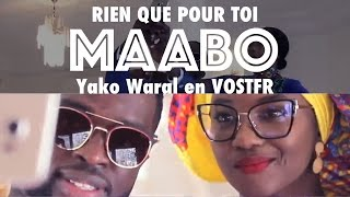 Смотреть клип Maabo - Rien Que Pour Toi