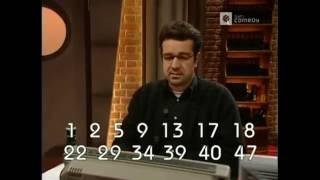 Harald Schmidt Show 1163 - Gewinnt Harry den Jackpot? Heute Ziehung der Lotto Zahlen